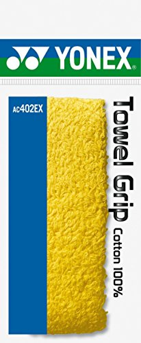 Yonex AC 402 EX TOWEL GRIP  COTTON  Color may vary
