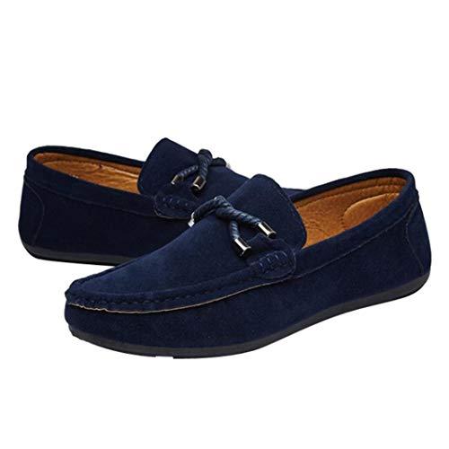 Chaussures de Sports Homme CIELLTE Sneakers Chaussures de Running Baskets Mode Mocassins Chaussures Plates Chaussures Bateau en Troupeau