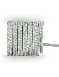 Meslacets - Lacets baskets lacets plats et fins coton 70CM