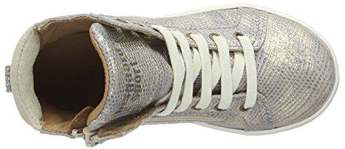 Bisgaard Schnürschuhe, Sneakers basses mixte enfant Grau (410 Grey)