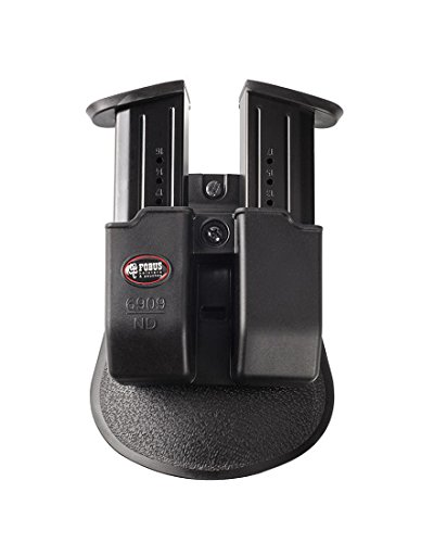 Fobus Double Mag Magazine Paddle New Design 9mm D. Mag Pouch -