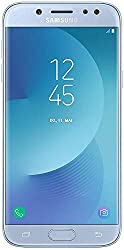 Samsung Galaxy J5 (2017) Smartphone (13,18 cm (5,2 Zoll) Touch-Display, 16 GB Speicher, Android 7.0, Single-SIM) blau