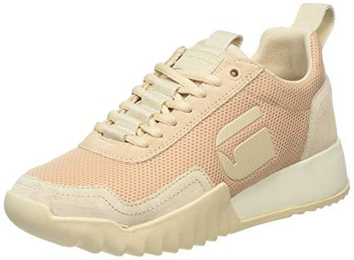 G-STAR RAW Damen Rackam Rovic WMN Sneaker, Mehrfarbig (Liquid pink/Bisque 9831), 36 EU