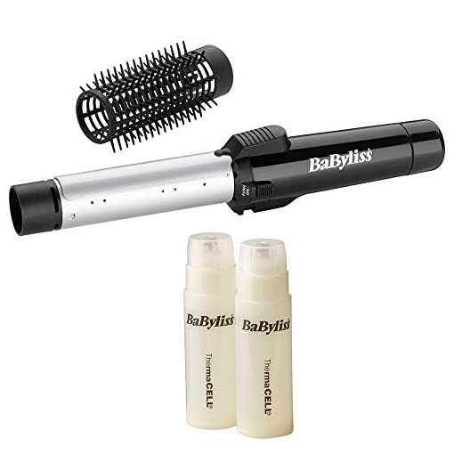 Babyliss 2585U Pro Codeless 28mm Portable Gas Hair Styler With 2x Extra Free Thermacell 4580U Gas Refill Cartridges - 41 f5C87ocL - Babyliss 2585U Pro Codeless 28mm Portable Gas Hair Styler With 2x Extra Free Thermacell 4580U Gas Refill Cartridges