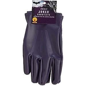 Rubies Batman Dark Knight The Joker Handschuhe Erwachsene - One-Size