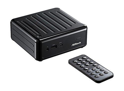 ASRock 90BXG2G01-A10GA0P Barebone Beebox N3150/B/BB N3150, ohne HDD/MEM schwarz