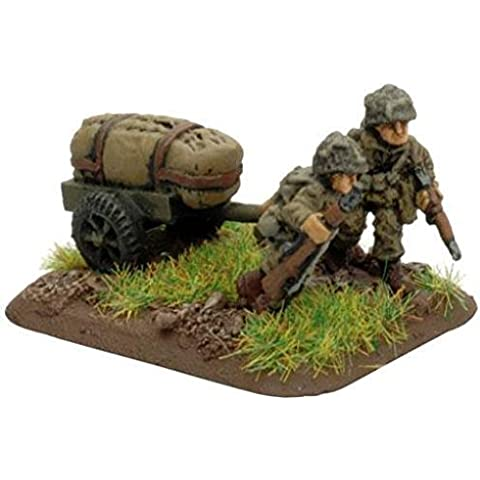 USA: Para Supply Cart by Flames Of War