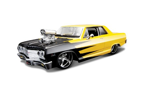 maisto-124-scale-as-ps-1965-chevrolet-malibu-ss-diecast-vehicle-colors-may-vary