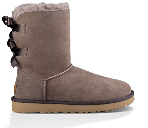 Ragazza stivali, color Marrone , marca UGG, modelo Ragazza Stivali UGG BAILEY BOW Marrone