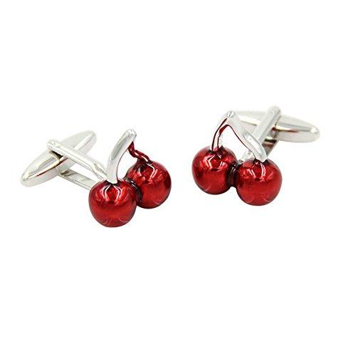 yoursfs-in-acciaio-placcato-in-ottone-colore-bianco-rosso-ciliegia-gemelli-da-polsino-a-perno