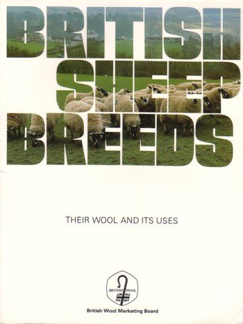British Sheep Breeds - Their Wool and It's Uses