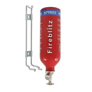 Fireblitz Extinguisher 1 & 2 Kg & Dry Powder Automatic 2 Kg (Firebliztz - Automatic Powder Fire Extinguisher 1K)