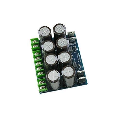 Nobsound Douk Audio MUR860G Rectifier Power Supply Board 63V/2200UF*8 Low Noise for DIY Kit HiFi Verstärker-Bausatz 1a Power Supply Kit