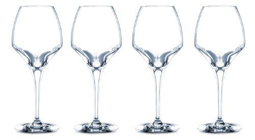 Chef & Sommelier Verres à vin 4 Coque, modèle 27 cl Open Up