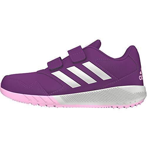 adidas Unisex-Kinder Altarun CF Fitnessschuhe, Violett (Vioray/Ftwbla/Lilcla 000), 30 EU