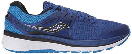 Saucony Triumph Iso 3, chaussures de course homme Bleu (Blue/silver)