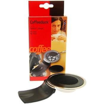 Scanpart 2790000424–Support de capsules Senseo 1et 2- Coffee Duck