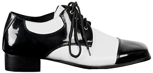 Boland 47101 - Schuhe (Gangster Kostüm Schuhe)