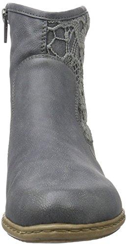 Stivaletti Rieker Ladies Y0735 Blu (jeans / Jeans / 14)