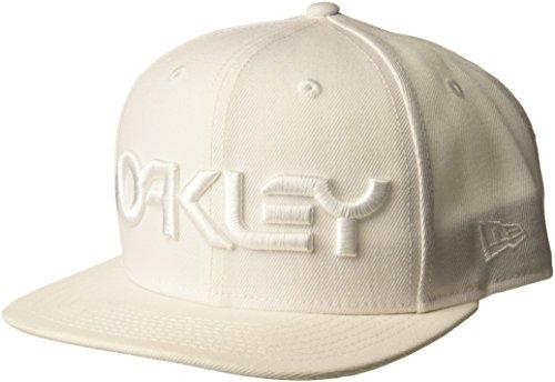 Oakley Mark II Novelty Snap Back Cap Lifestyle Herren, White, fr: Einheitsgröße (Größe Hersteller: U)
