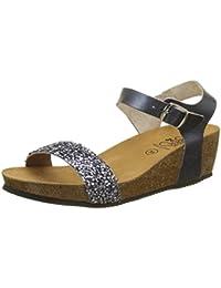 Womens Astrid/e17 Ankle Strap Sandals Le Temps Des Cerises oglm8L