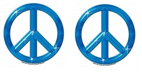 Peace Aufkleber 2 Stück