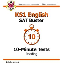 New KS1 English SAT Buster 10-Minute Tests: Reading (for tests in 2018 and beyond) (CGP KS1 English SATs)