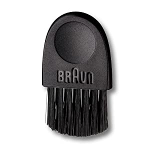 Braun 67030939 CLEANING BRUSH, BLACK (UNIVERS