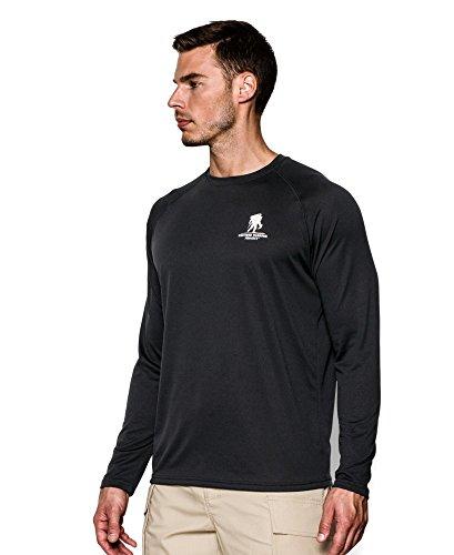 Under Armour Ua Men'Wwp Herren Tech Long Sleeve Mehrfarbig - schwarz / weiß