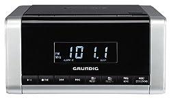 Grundig Ccd 5690 Spcd Uhrenradio (Pll, Cd-player, Etc.) Silberschwarz