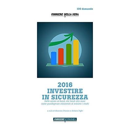 2016 Investire In Sicurezza