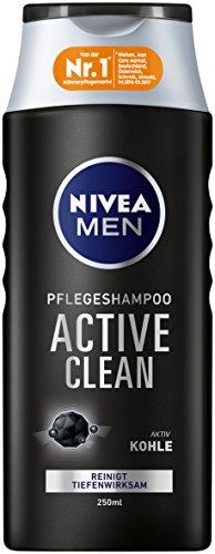 Nivea Men Haar-Pflegeshampoo, 6er Pack (6 x 250 ml)