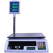 Báscula Digital Windur LCD ML2 con torre LCD (capacidad max.