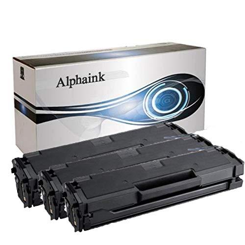 Alphaink KIT-3-AI-PFMLT-D101 3 toner compatibili per Samsung ML-2160