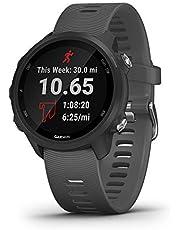Garmin Forerunner 245 Rubber Smart Watch