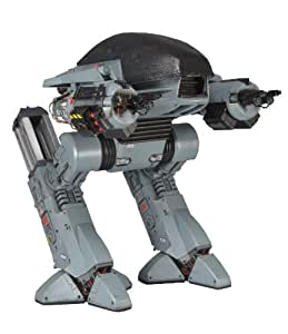 RoboCop / ED-209 10 Inch Action Figure with Sound (japan import)