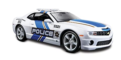 Maisto 1:24 Scale Chevrolet Camaro SS RS 10 Police Model