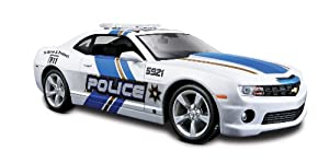 2010 Chevrolet Camaro RS Maisto 31208 Police, 1:24 Die Cast