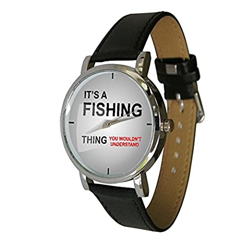 Its a Fishing Thing Design Watch, Great Gift for all Fishermen
