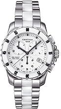 Comprar Certina C014.217.36.011.00 C014.217.11.011.01 - Reloj para mujeres, correa de acero inoxidable color plateado