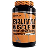 Biotech USA 10009020500 Brutal Muscle On Nutrition Saveur Stracciatella
