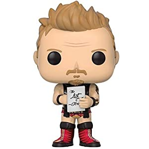 Pop WWE Chris Jericho
