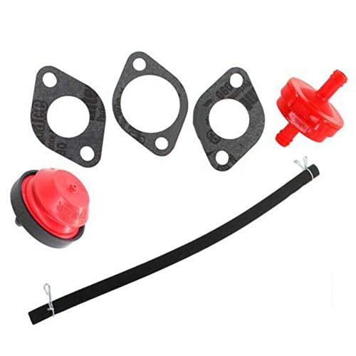 ELECTROPRIME For Toro Powerclear Lawnboy Carburetor Kit CCR2450 221 38584 38538 Snowblower