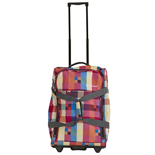 calpak-rover-summer-plaid-20-inch-washable-rolling-carry-on-upright-duffel-bag