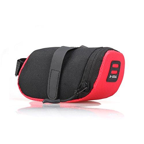YouN Bicycle Bike Waterproof Storage Saddle Bag Seat Cycling Tail Rear Pouch