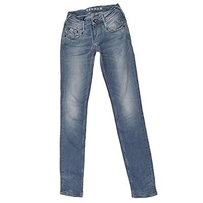 Denham Skinny SZA Damen Jeans Hosen Blau