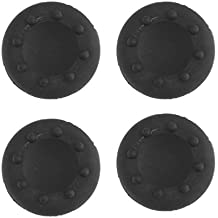 FoxMicro Analog Thumb Grip Stick Covers For PS4 / Xbox 360 / Xbox One / PS3 / PS2 - Made Of Silicone Rubber - Best Caps For Gaming(SET OF 1 PACK)-FM