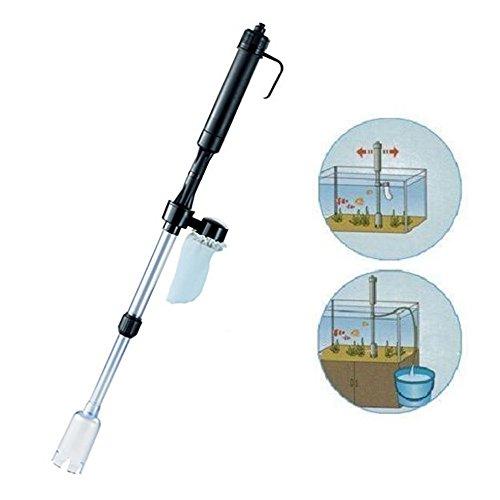 Berrose Aquarium elektrisch Wasserwechsler Sand Waschmaschine Wasserabsorber Batterie Kies Staubsauger Reinigung Siphon Wasser Vac