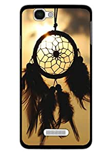 MiiCreations UV/2D Printed Back Cover for Micromax Canvas 2 Colours A120,Pattern