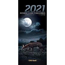 Mondhelligkeitskalender 2021: WILD UND HUND